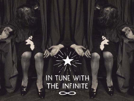 In Tune With The Infinite Graphic Art by Kristian Goddard