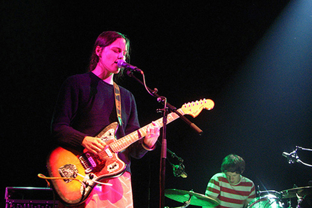 Kristian Goddard and Emma Niblett at Shepherds Bush Empire